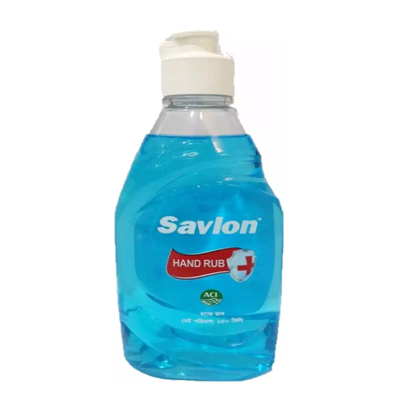 Savlon Hand Rub (250 ml)
