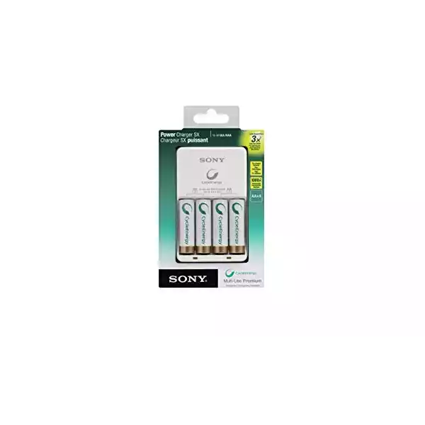 Sony Charger With Battery BCG34HH4KN (1pcs)