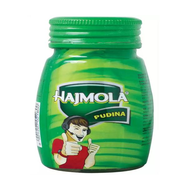 Hajmola Pudina 100 Tablets 74 gm