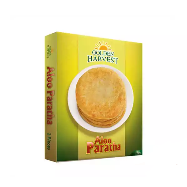Golden Harvest Aloo Paratha   (250 gm)