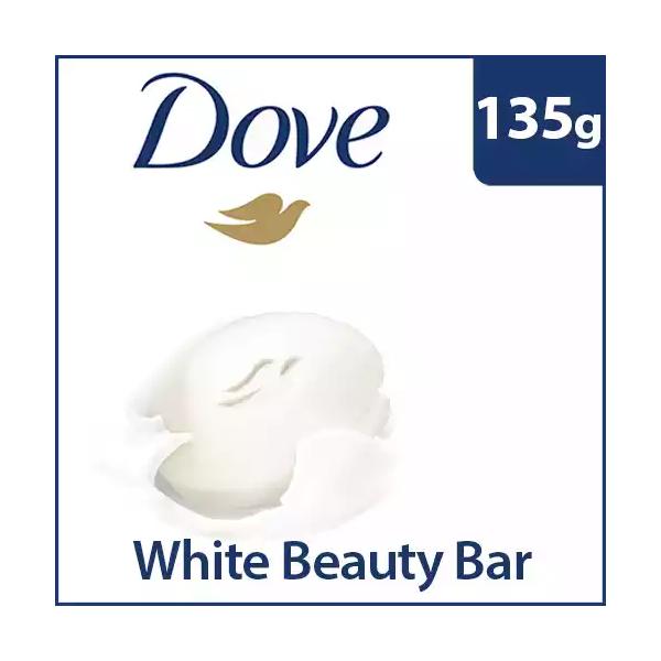 Dove Beauty Bar White (135 gm)