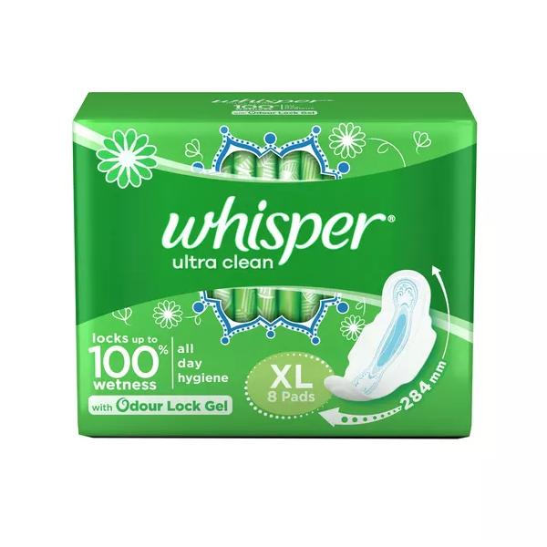 B5 Whisper Ultra  (8 Pads)