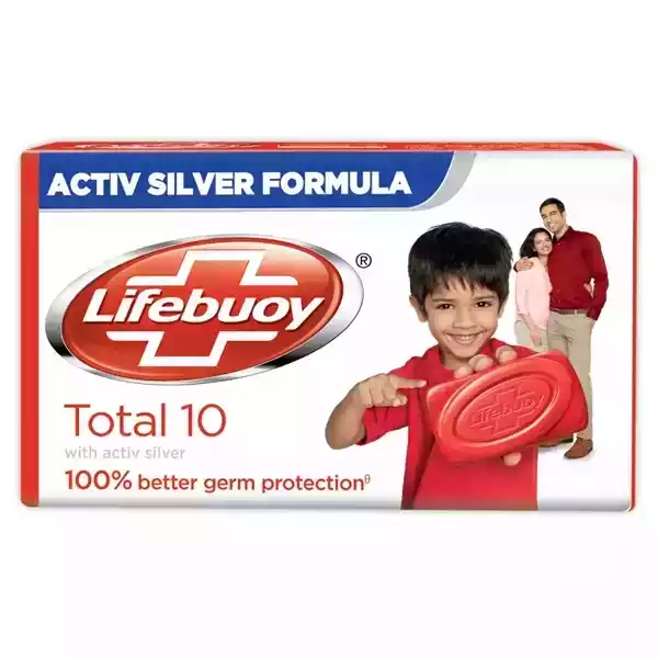 Lifebuoy Soap Bar Total (100 gm)