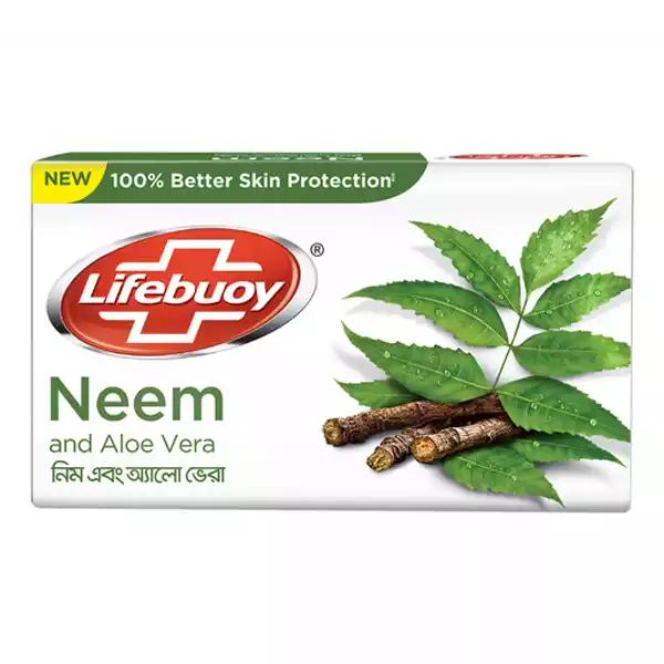 Lifebuoy Soap Bar Neem (75 gm)