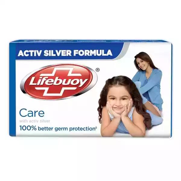 Lifebuoy Soap Bar Care (150 gm)