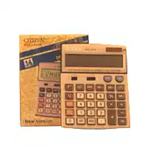Citizen Calculator 14 Digit (SDC-3614) (1pcs)