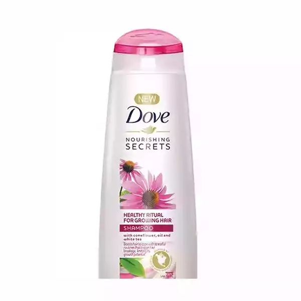 Dove Shampoo Healthy Growth  (170 ml)