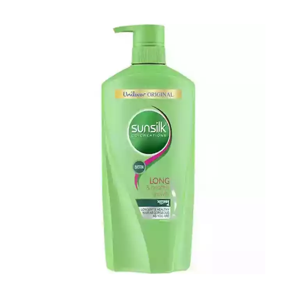 Sunsilk Shampoo Healthy Growth  (650 ml)