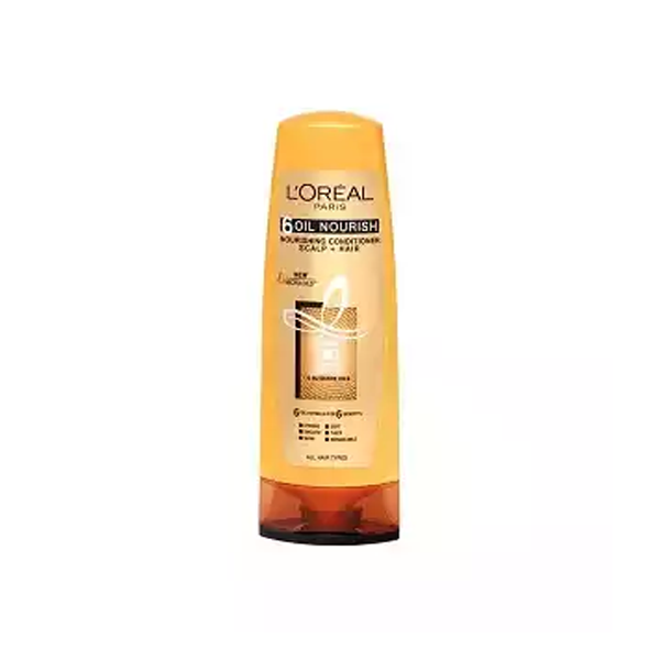 Loreal Paris 6 Oil Nourish Conditioner  (175 ml)