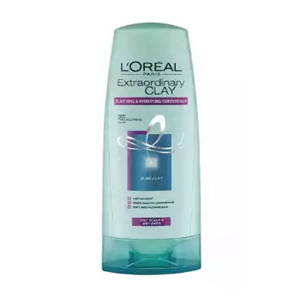 Loreal Paris Extraordinary Clay Conditioner  (175 ml)