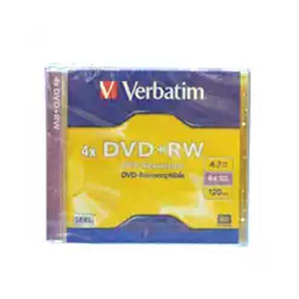 Verbatim Dvd+Rw (1pcs)