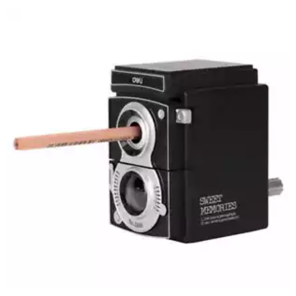 Deli Rotary Pencil Sharpener (0668) (1pcs)