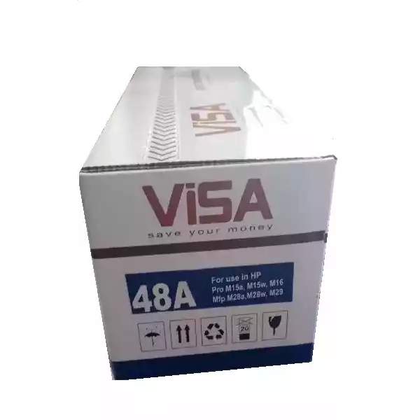 Visa Laser Toner Cartridge (48A) (1pcs)