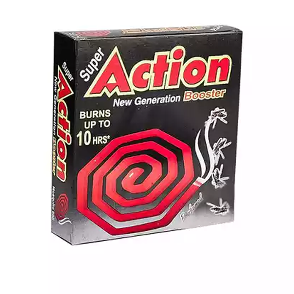 Super Action Booster Mosquito Coil (10pcs)