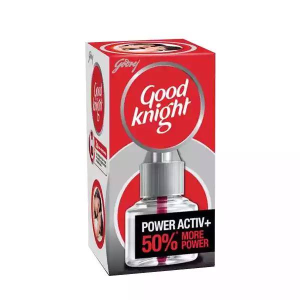 Godrej Good Knight Power Activ + Cartridge (45ml)