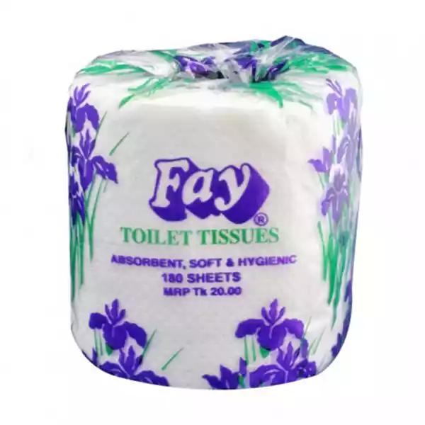 Fay Toilet Tissue (each)