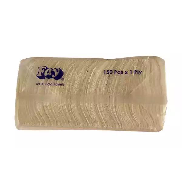 Fay Multi Fold Hand Towel (150 pcs)