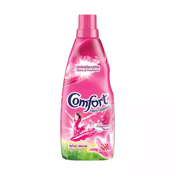 Comfort Fabric Conditioner Pink (860 ml)