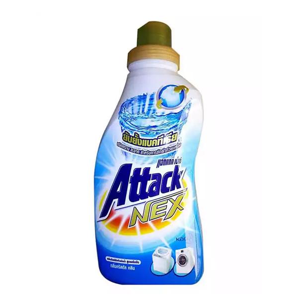 Attack Nex Liquid Detergent Clean & Protect (900 ml)