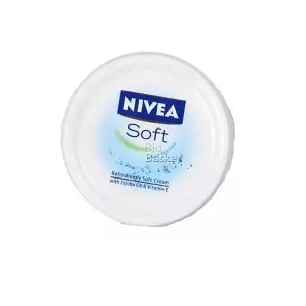 Nivea Soft Creme (100 ml)