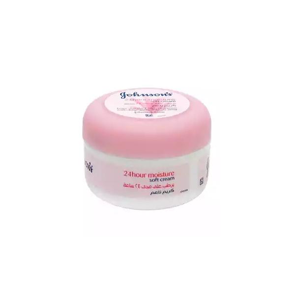 Jhonson's 24 Hour Moisture Cream (200 ml)