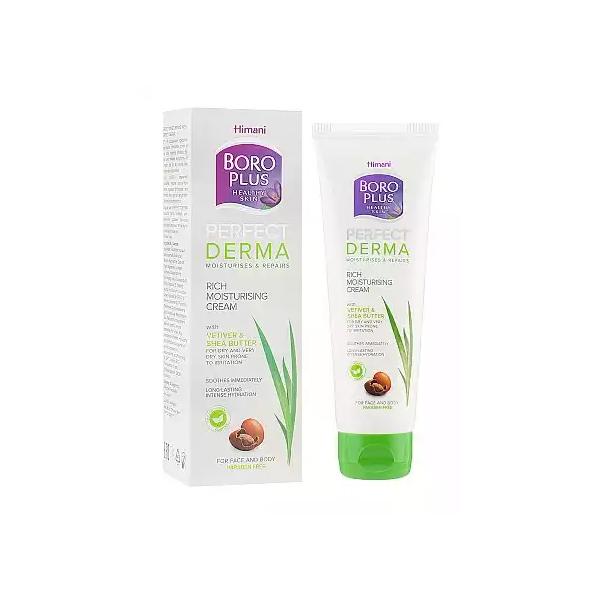Boroplus Healthy Skin Perfect Derma Rich Moisturizing Cream (80 ml)