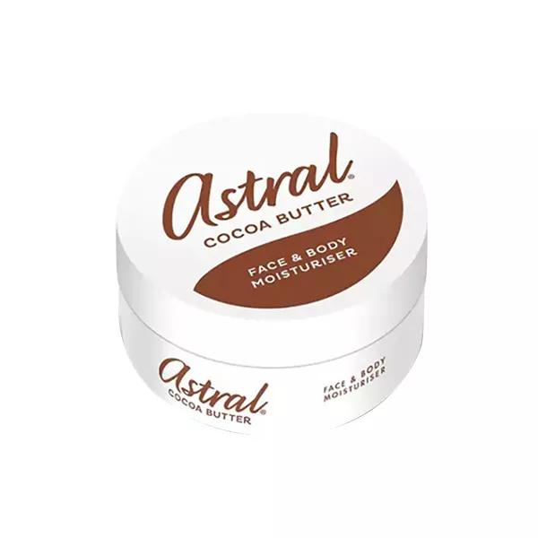 Astral Cocoa Butter Face & Body Moisturiser (200 ml)