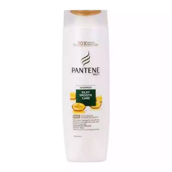 Pantene Silky Smooth Care Shampoo  (340 ml)