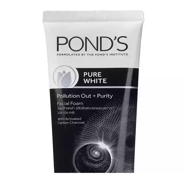 Pond's Face Wash Pure White (100 gm)