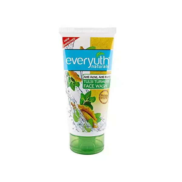 Everyuth Tulsi Turmeric Face Wash (100 gm)