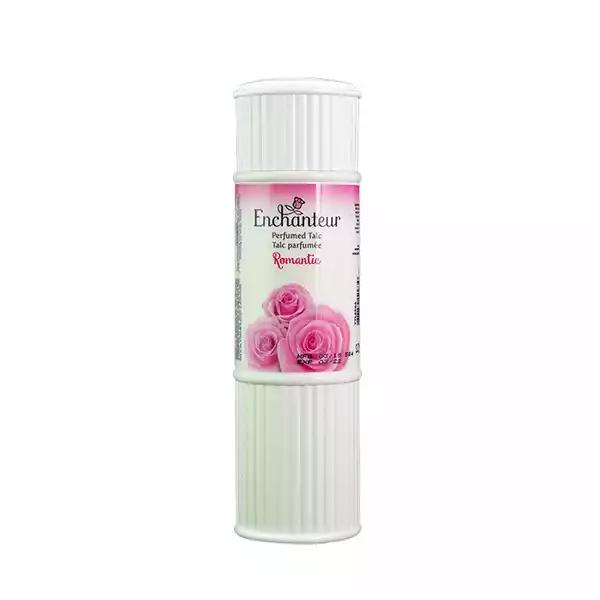 Enchanteur Romantic Perfumed Talc Powder (125 gm)
