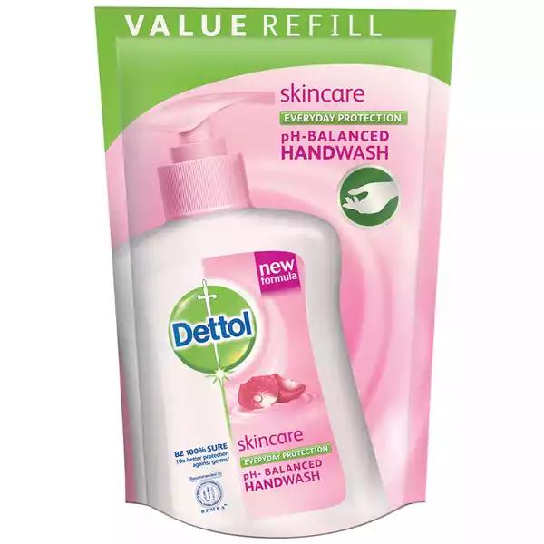Dettol Handwash Skincare Liquid Soap Refill (170 ml)