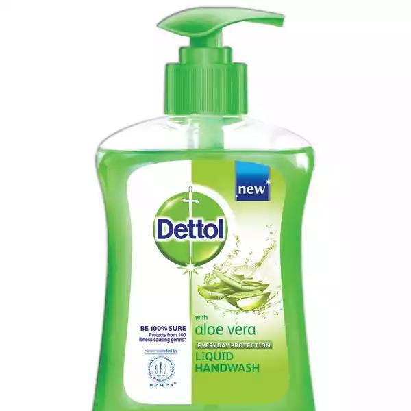 Dettol Handwash Original Liquid Soap Pump (200 ml)