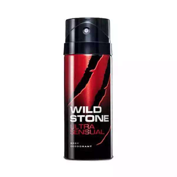 Wild Stone B.S Ultra Sensual Perfume (150 ml)