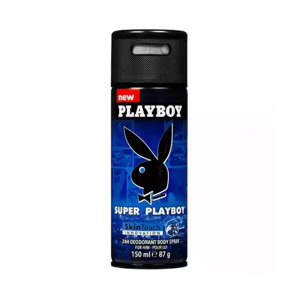 Super Playboy 24h Deodorant Body Spray (150 ml)