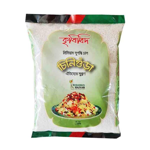 Krishibid Chinigura Rice  (1KG) PKT