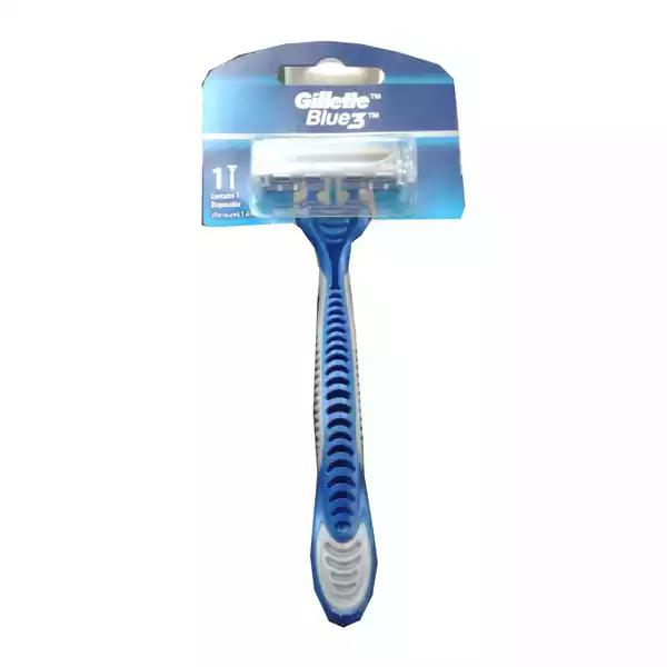 Gillette Blue 3 Razor (each)