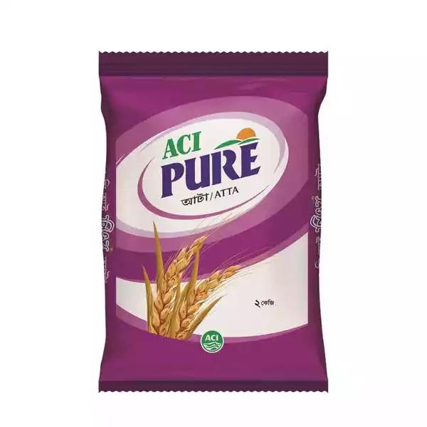ACI Pure Atta  (2 kg)