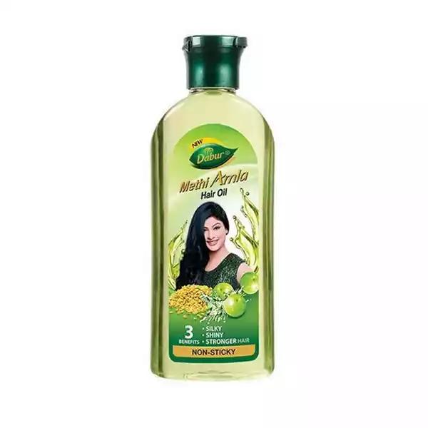 Dabur Methi Amla Hair Oil (200 ml)