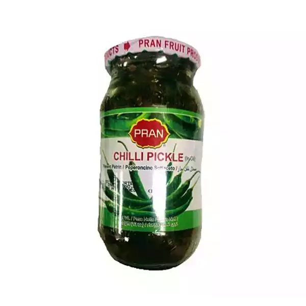 PRAN Hot Chili Pickle  (270 gm)