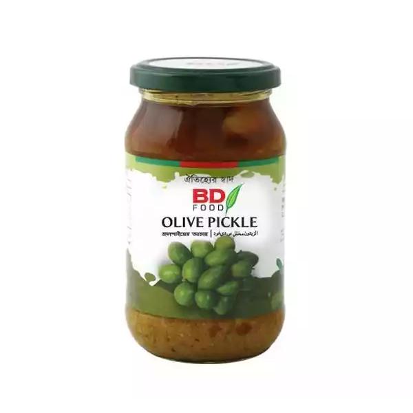 BD Olive Pickle  (400 gm)