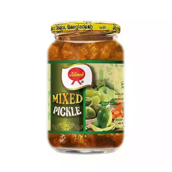 Ahmed Mixed Pickle  (400 gm)