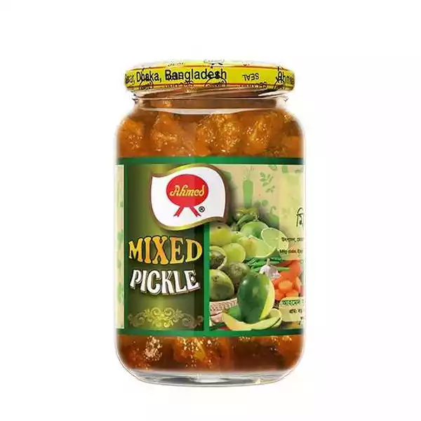 Ahmed Chilli Pickle  (400 gm)