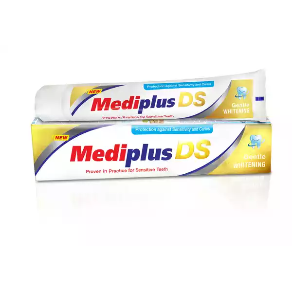 Mediplus DS Toothpaste (140 gm)