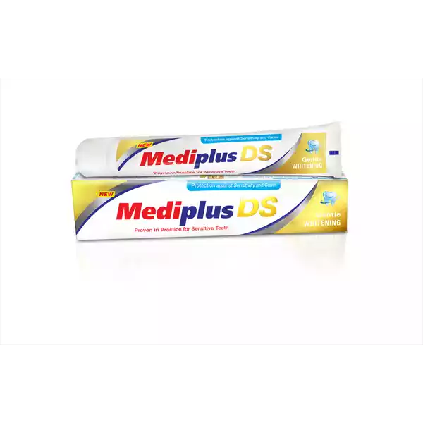 Mediplus DS Toothpaste (90 gm)