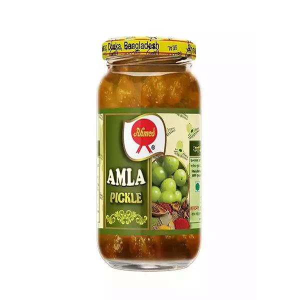 Ahmed Amla Pickle  (400 gm)