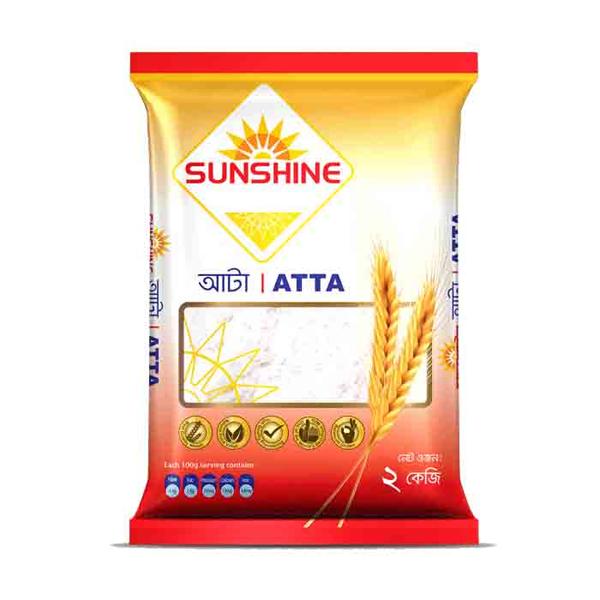SUNSHINE ATTA  (2kg)