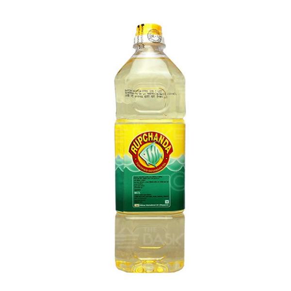 Rupchanda Soyabean Oil 1 Ltr