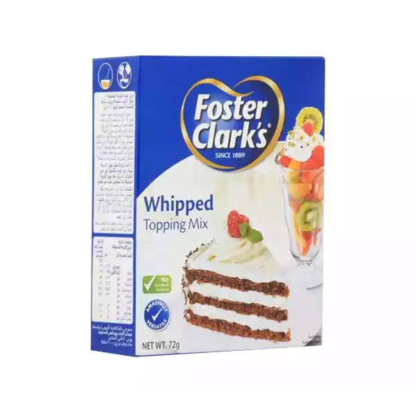 Foster Clark's Whipped Topping Mix (72 gm)