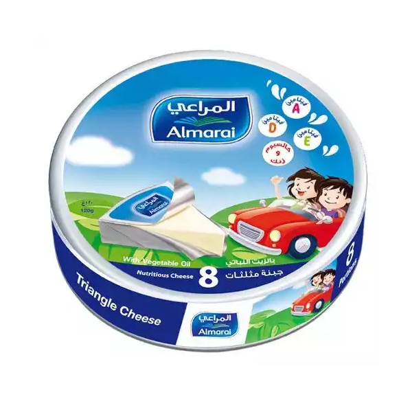 Almarai Cheese Triangles (8 pcs)
